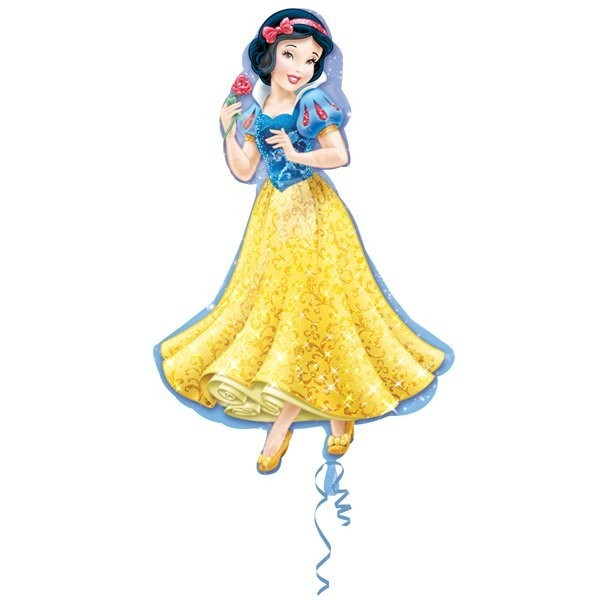 Anagram Supershape - Princess Snow White