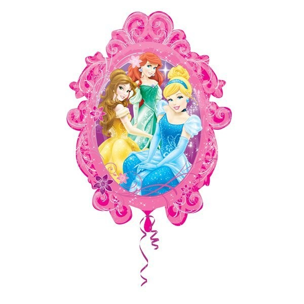 Anagram Supershape - Princesses Frame