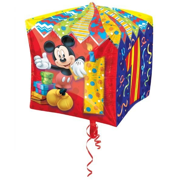 Anagram Supershape Cubez - Mickey Mouse Age 1