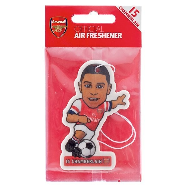 Arsenal Air Freshener - Chamberlain