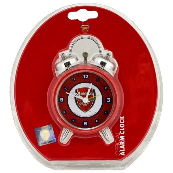 Arsenal Bullseye Alarm Clock