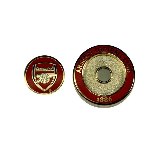 Arsenal Golf Ball Duo Marker