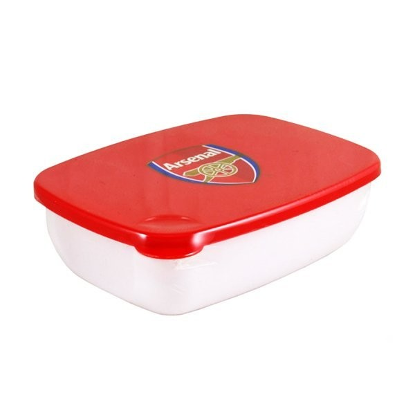 Arsenal Hard Lunch Box