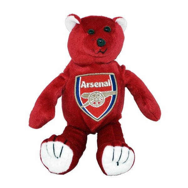 Arsenal Red Mini Bear