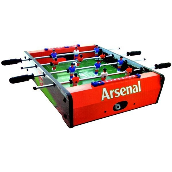 Arsenal Table Top Football Game