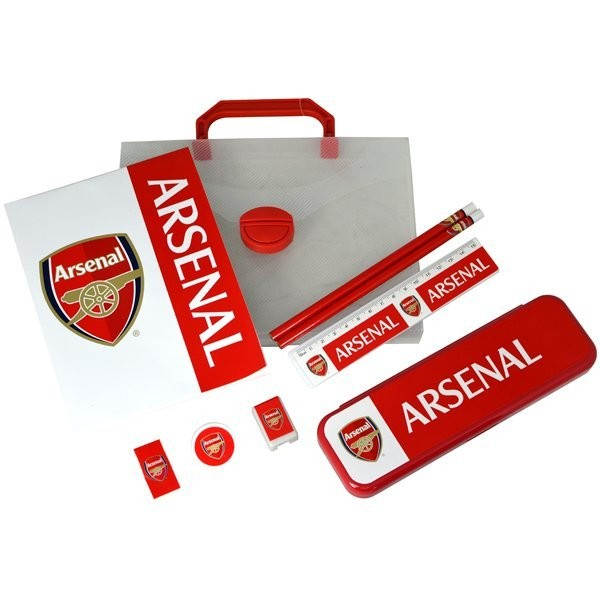 Arsenal Wordmark PP Stationery Gift Set