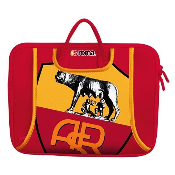 AS Roma Notebook Case - 10 Inch