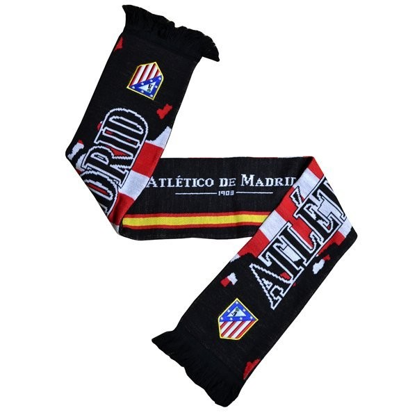Atletico De Madrid Scarf