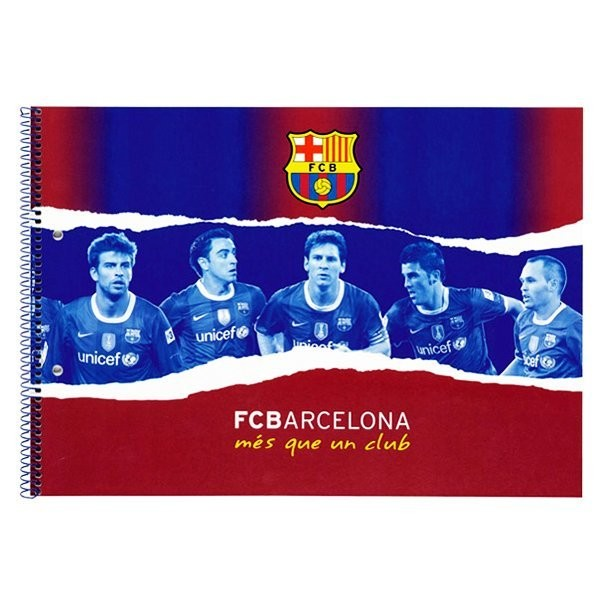 Barcelona 20 Sheets Sketch Pad