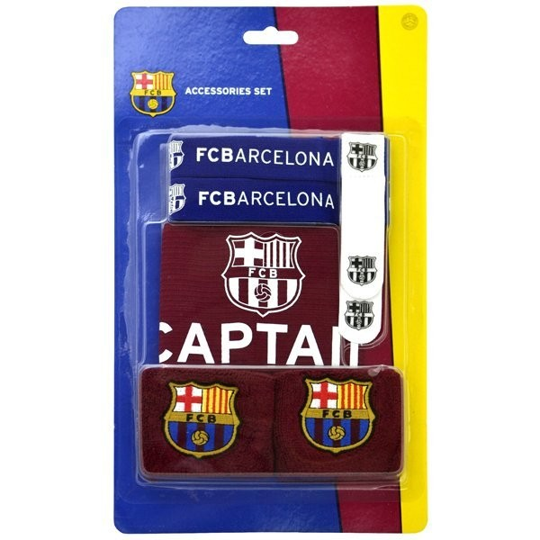 Barcelona Accessories Set