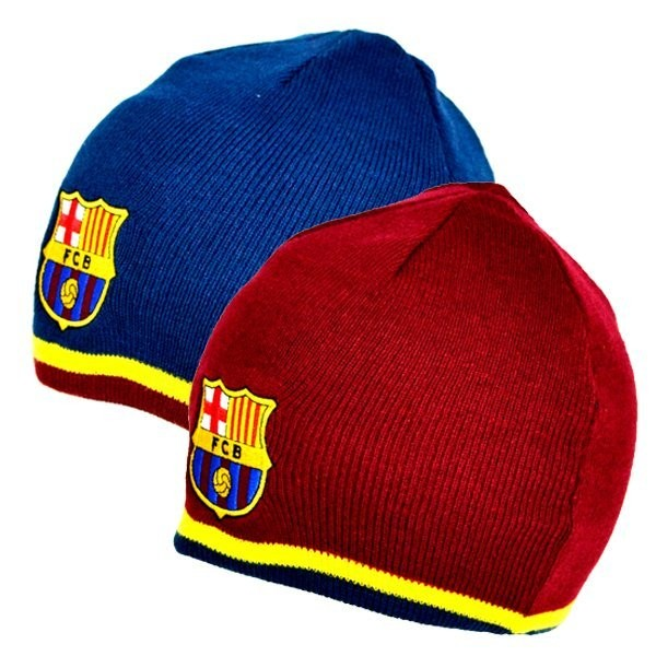 Barcelona Reversible Knitted Hat
