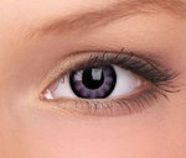 ColourVUE Ultra Violet Big Eye Coloured Contact Lenses (90 Day)