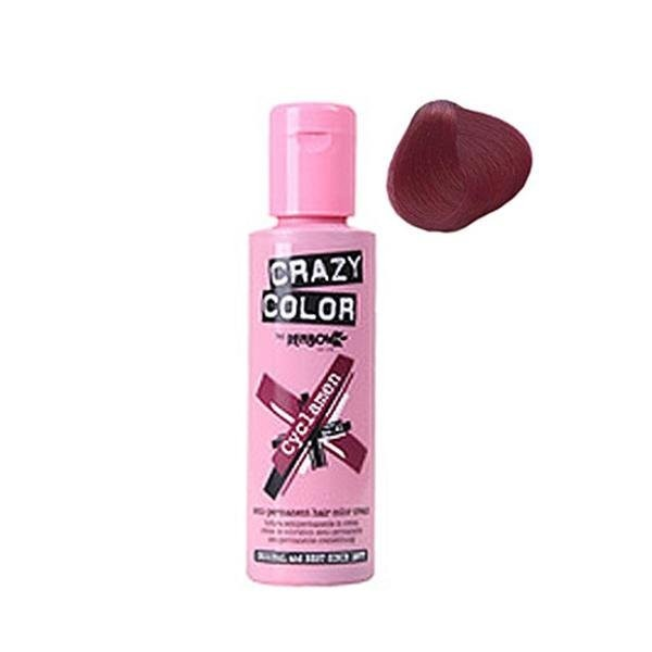 Crazy Colour Hair Dye Cyclamen