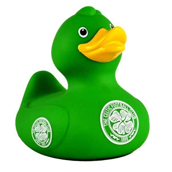 Celtic Bath Time Duck