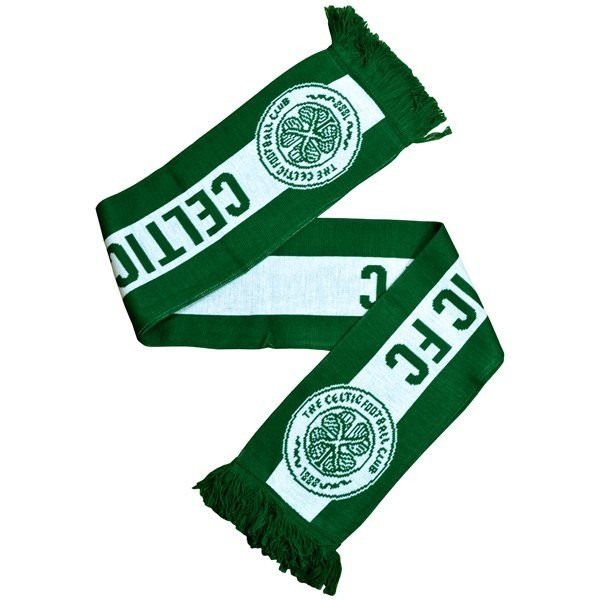 Celtic Big Logo Scarf