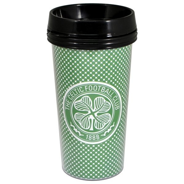 Celtic Bullseye Journey Travel Mug