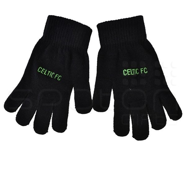 Celtic Knitted Gloves