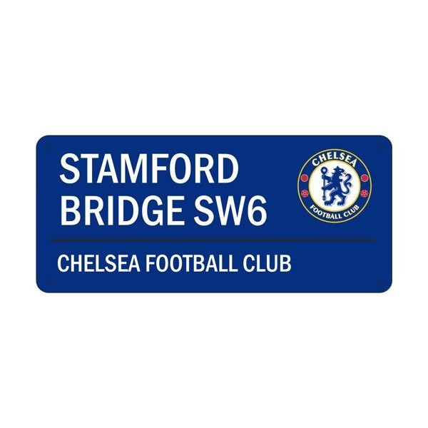 Chelsea Colour Street Sign
