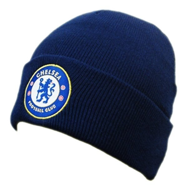 Chelsea Cuff Knitted Hat - Navy