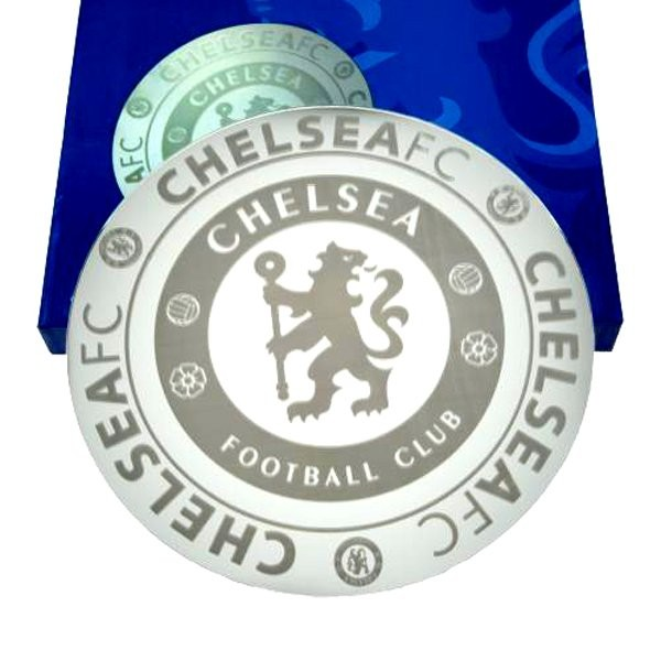 Chelsea Etched Mirror