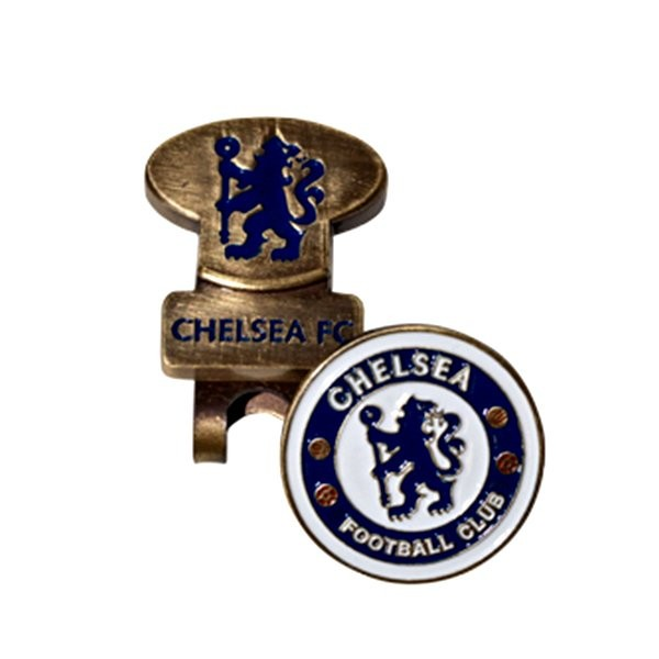Chelsea New Golf Hat Clip & Ball Marker