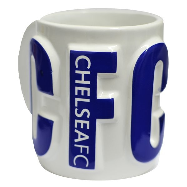 Chelsea Sculptured Mug