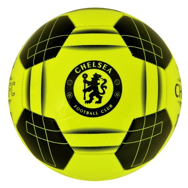 Chelsea Yellow Fluo Football - Size 5