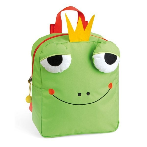 Croacky The Frog Backpack - Small