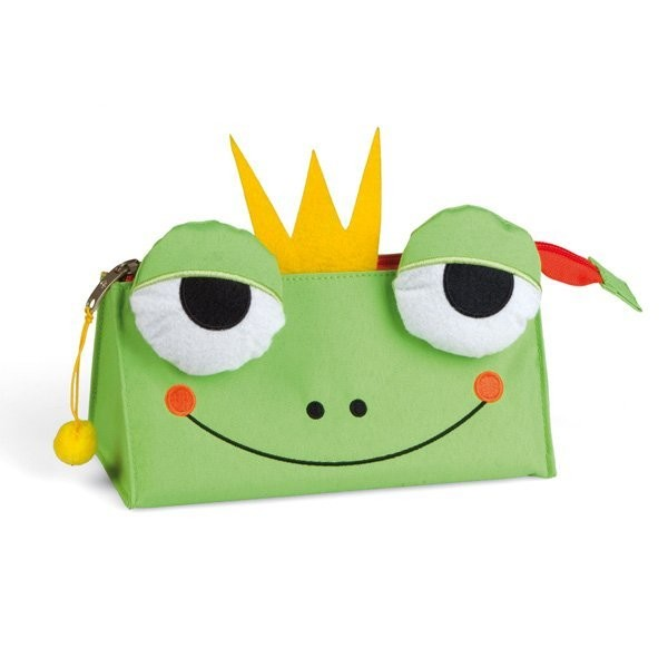 Croacky The Frog Pencil Case