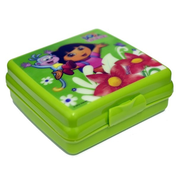 Dora The Explorer Sandwich Box