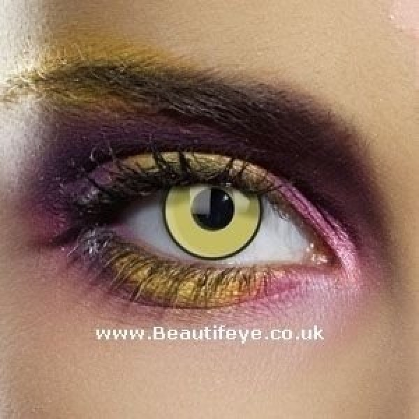 EDIT Colour Vision Mad Hatter Contact Lenses