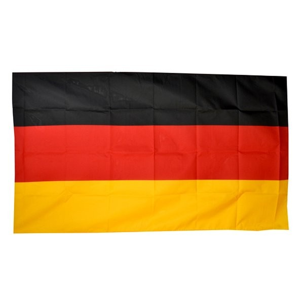 Germany Flag (W/O Crest)
