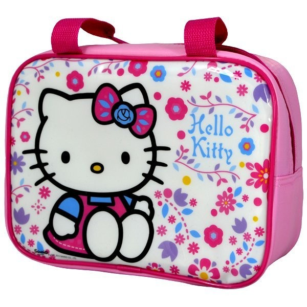 Hello Kitty Folksy Lunch Bag