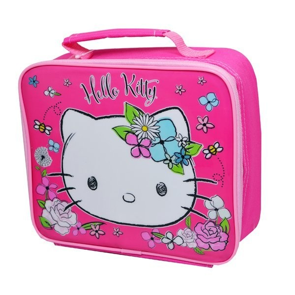 Hello Kitty Rectangle Lunch Bag
