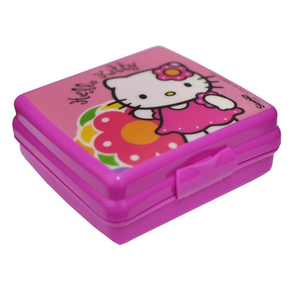 Hello Kitty Sandwich Box