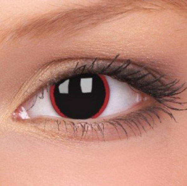 Hellraiser Crazy Colour Contact Lenses (1 Year Wear)