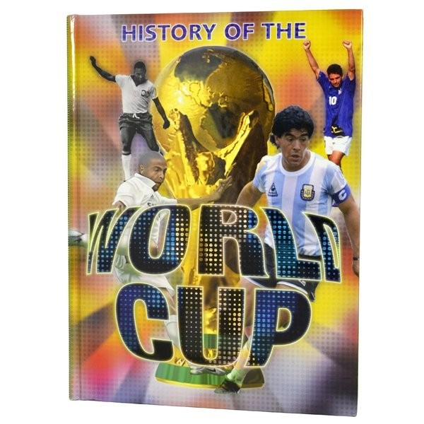 History Of World Cup Book