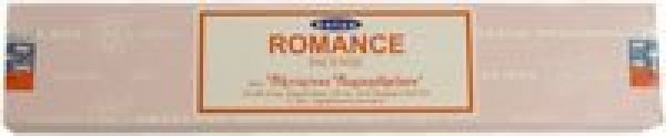 Romance 15 Gram Pack Of Satya Nag Champa Incense Sticks
