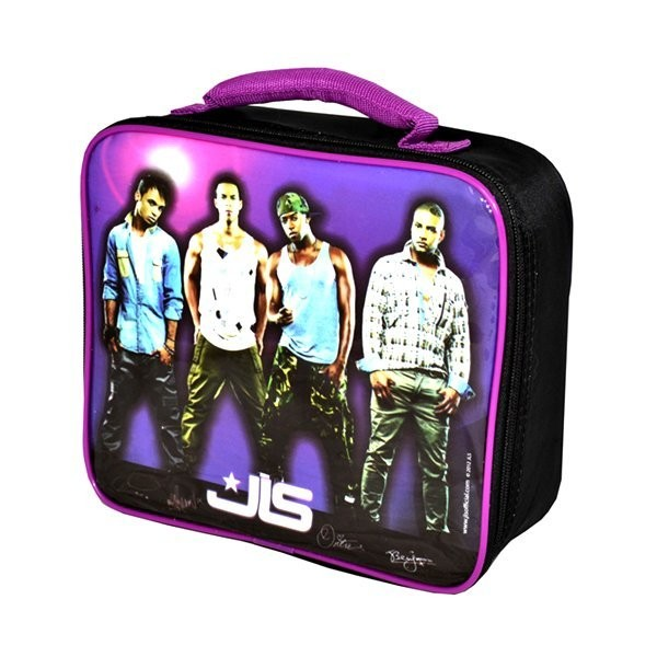 JLS Lunch Bag - Purple