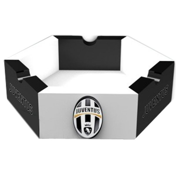 Juventus Ash Tray - Hexagon