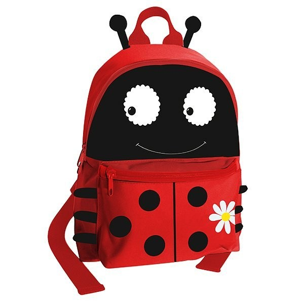 Lady Bird Animal Backpack