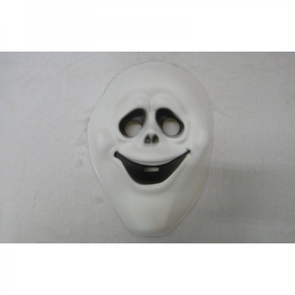 Ghost Face Halloween Costume Mask