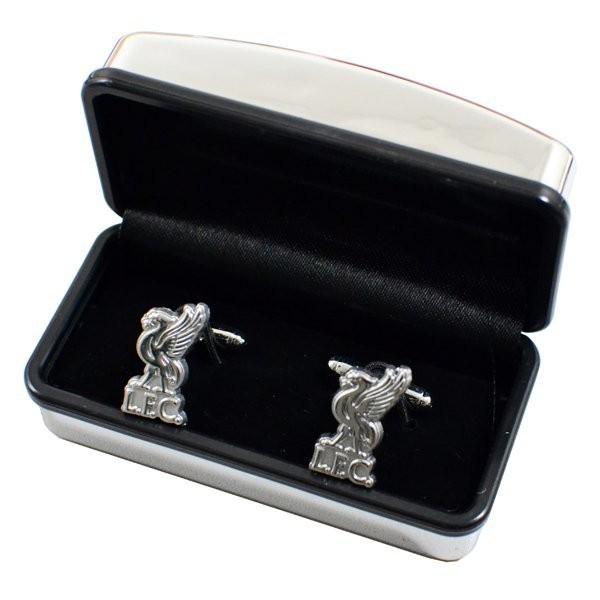 Liverpool Chrome Cufflinks