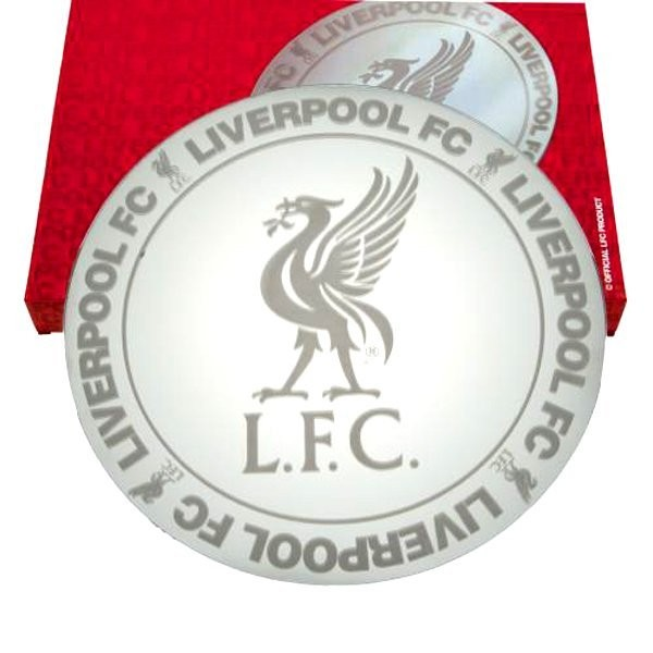 Liverpool Etched Mirror