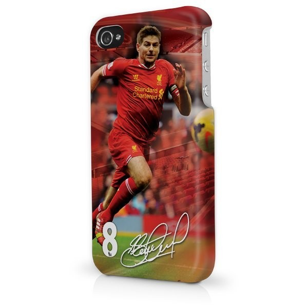 Liverpool iPhone 5/5S Hard Phone Case - Gerrard