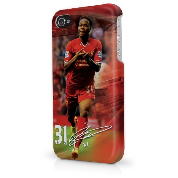 Liverpool iPhone 5/5S Hard Phone Case - Sterling