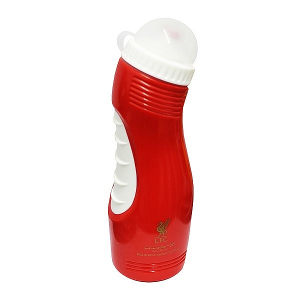 Liverpool Plastic Water Bottle - Red