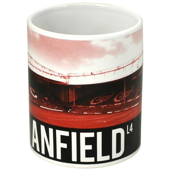 Liverpool Stadium 11oz Mug