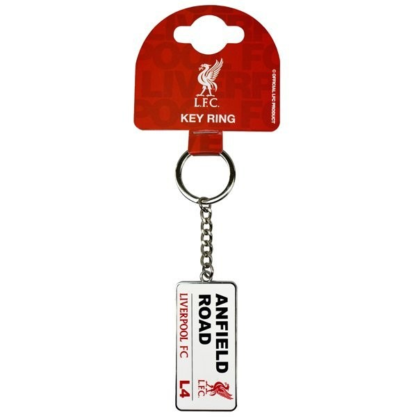 Liverpool Street Sign Keyring