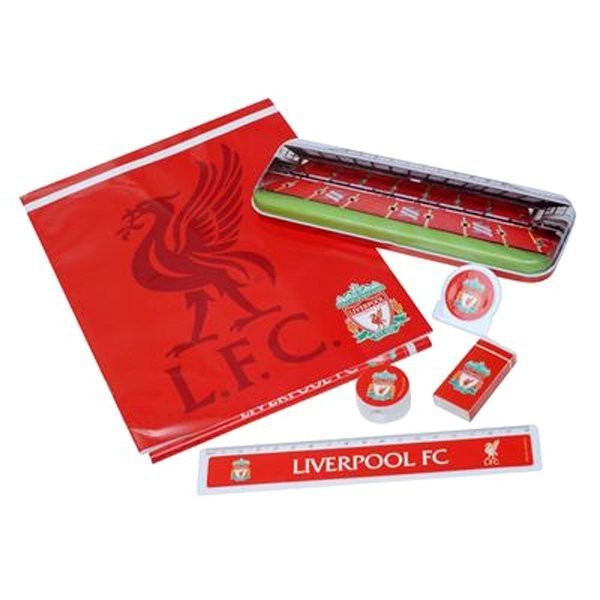 Liverpool Tin Stationery Set
